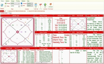 Leostar Professional (Best Astrology Software) | Lal Kitab