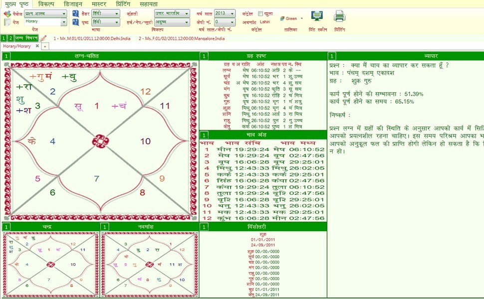 Matchmaking astrology software