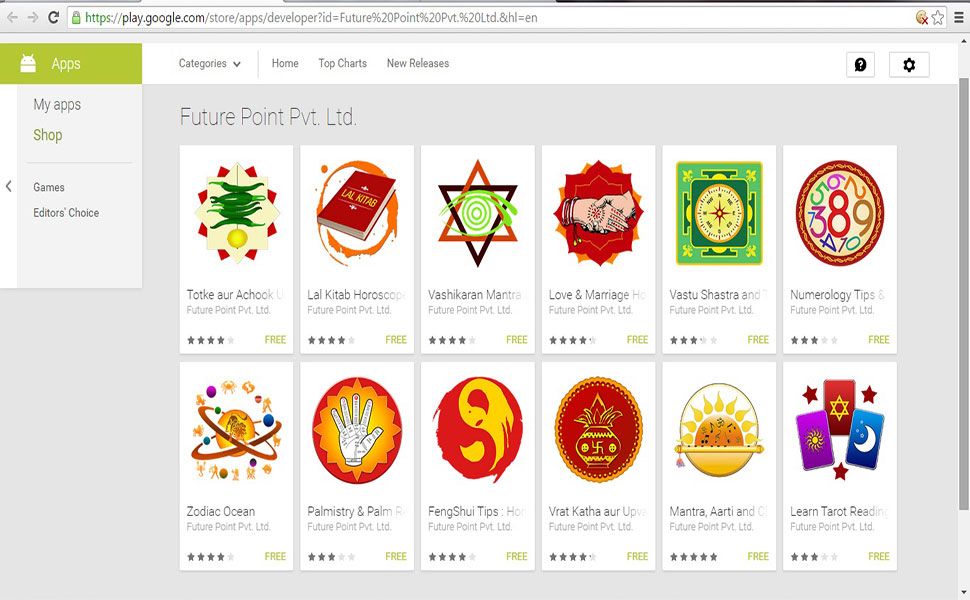 indian astrology predictions software