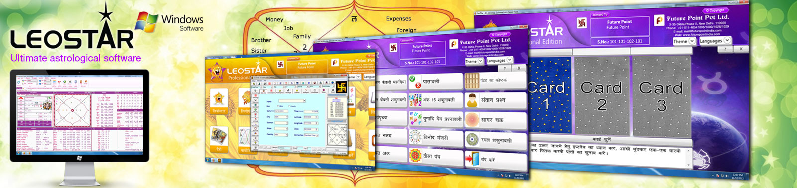 Know about most popular horoscope software Leostar