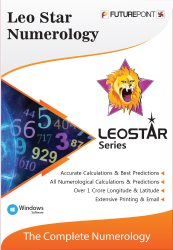 leostar numerology software
