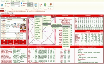 Leostar Professional (Best Astrology Software) | Package Option Level4