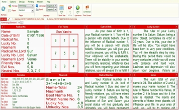 Leostar Professional (Best Astrology Software) | Numerology
