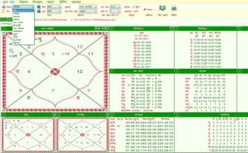 Leostar Horoscope Software, Hroscope Matching, Kundli, Package, Module