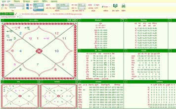 Leostar Horoscope Software, Hroscope Matching, Kundli, Language Option