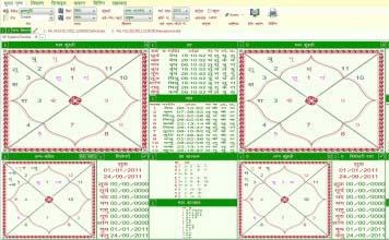 Leostar Horoscope Software, Hroscope Matching, Kundli, Krishnamurti, K.P. System