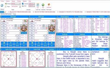 Leostar Home (Best Astrology Software) Teva, Option Level3