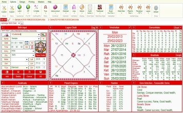 Leostar Professional (Best Astrology Software) | Master